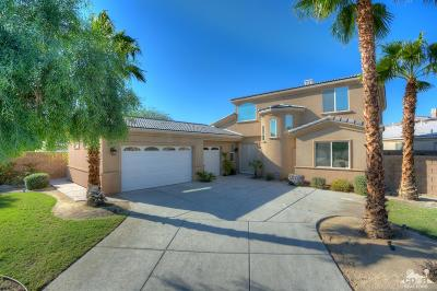 Indio Single Family Home For Sale: 39671 Dali Drive South