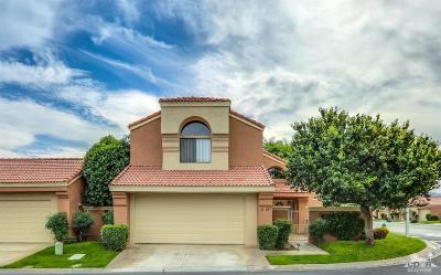 Palm Desert Condo/Townhouse Sold: 76897 Scimitar Way