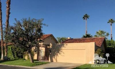 Rancho Mirage Condo/Townhouse For Sale: 37651 Los Cocos Drive West