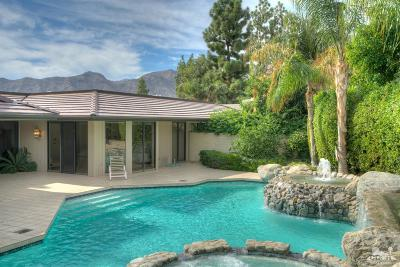 Rancho Mirage Single Family Home For Sale: 15 Johnar Boulevard