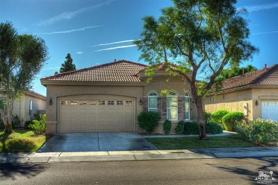 Indio Single Family Home For Sale: 82665 Odlum Drive Drive