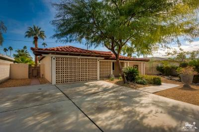 Palm Springs Single Family Home For Sale: 748 North Calle Rolph