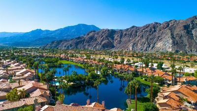 Palm Valley CC, Palm Royale, Rancho La Quinta CC, PGA Palmer Private, Santa Rosa Cove Coun, BDCC Country, Laguna De La Paz, Duna La Quinta, Oasis Country Club, The Hideaway, Indian Ridge, Ironwood Country Clu, Vintage Country Club Condo/Townhouse For Sale: 55099 Tanglewood