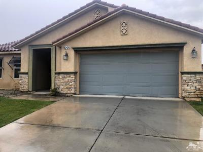 Indio Single Family Home For Sale: 82424 Brewster Drive