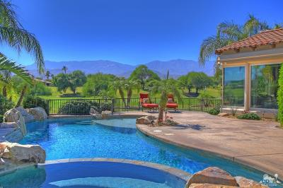 Rancho Mirage Single Family Home Sold: 117 Royal Saint Georges Way