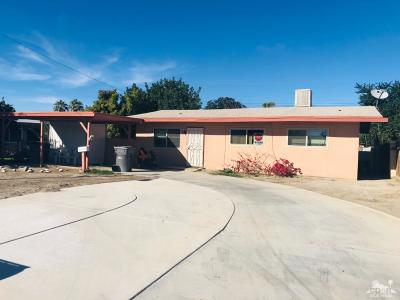 Indio Single Family Home For Sale: 83188 Ruby Avenue