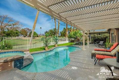 Indio Single Family Home For Sale: 82366 Crosby Drive