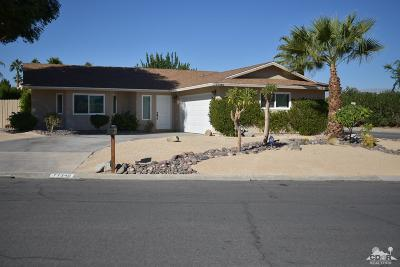 Palm Desert Country Single Family Home For Sale: 77340 Florida Avenue