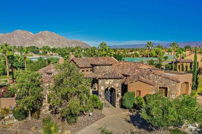 La Quinta Single Family Home Sold: 57895 Stone Creek Trail East