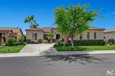 La Quinta Single Family Home For Sale: 61050 Living Stone Drive