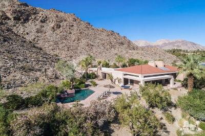 Ironwood Country Clu Single Family Home For Sale: 49650 Canyon View Drive