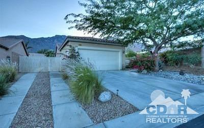 Palm Springs CA Single Family Home For Sale: $353,900