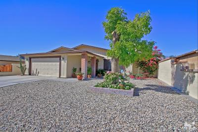 Cathedral City Single Family Home Contingent: 34161 Linda Way