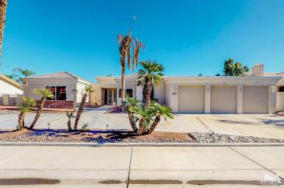 Bermuda Dunes Single Family Home For Sale: 43680 Chapelton Drive