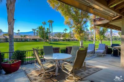 Palm Desert Condo/Townhouse Sold: 291 San Remo Street