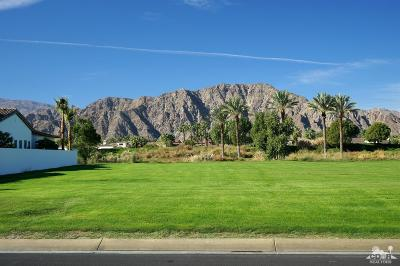 La Quinta Residential Lots & Land For Sale: 53425 Via Dona