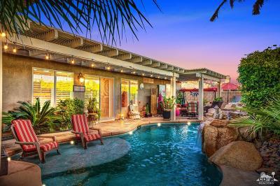 Indio Single Family Home For Sale: 48360 Calle Del Sol