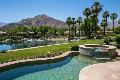 La Quinta Single Family Home For Sale: 79625 Baya