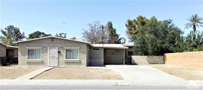 Indio Single Family Home For Sale: 82174 Primrose