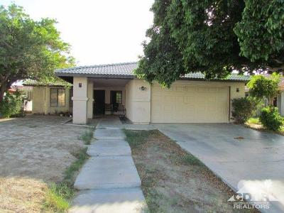 Cathedral City Single Family Home For Sale: 68215 Espada Road