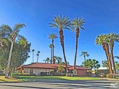 Indian Wells Single Family Home For Sale: 45381 Rancho Palmeras Drive