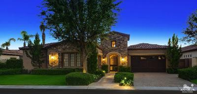 Indian Wells Single Family Home Sold: 76462 Via Chianti