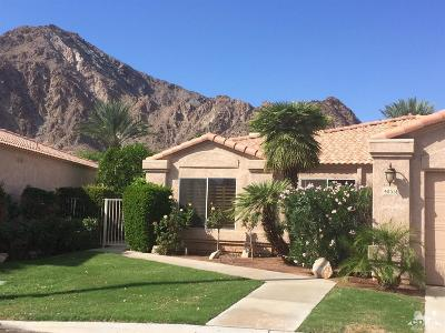 Laguna De La Paz Single Family Home For Sale: 48551 Via Encanto