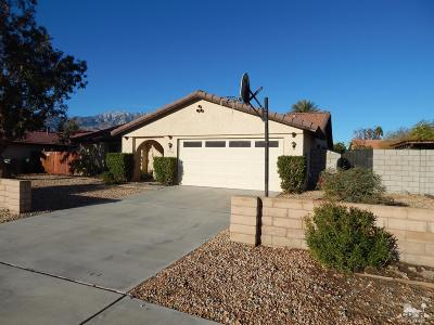 Cathedral City Single Family Home For Sale: 27225 Avenida Quintana