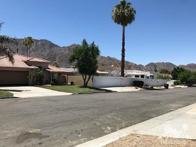 La Quinta Single Family Home For Sale: 52160 Avenida Herrera