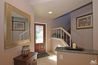 Palm Desert Condo/Townhouse Sold: 73499 Foxtail Lane
