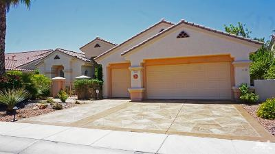 Sun City Single Family Home Contingent: 78795 Sunrise Canyon Avenue
