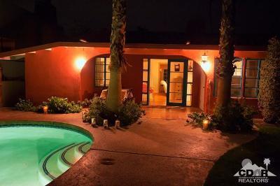 La Quinta Single Family Home For Sale: 51991 Avenida Morales
