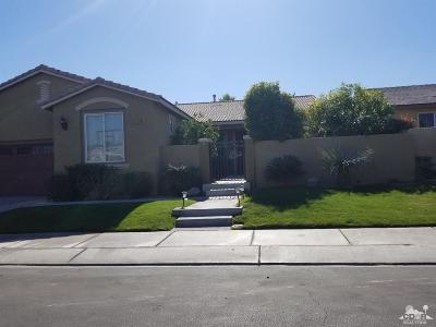 Indio Single Family Home For Sale: 81071 Avenida Romero
