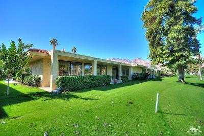 La Quinta Condo/Townhouse For Sale: 78120 Lago Drive