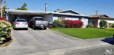 Indio Single Family Home For Sale: 81820 Victoria Street