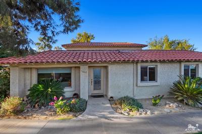 Palm Desert Condo/Townhouse For Sale: 73069 Pancho Segura Lane