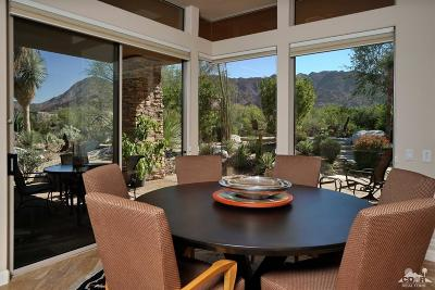 The Reserve Single Family Home For Sale: 50034 Desert Arroyo Trail
