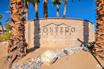 La Quinta Single Family Home For Sale: 49895 Avenida Montero