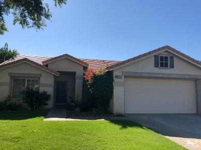 Indio Single Family Home For Sale: 80435 Moonshadow Drive