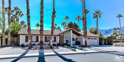 Palm Springs Single Family Home For Sale: 2903 East Alta Loma Drive