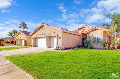 La Quinta Single Family Home For Sale: 79584 Morning Glory Court