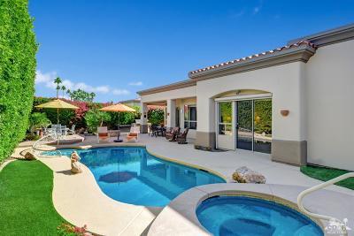 Rancho Mirage Single Family Home For Sale: 6 Mesquite Ridge Lane