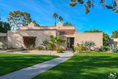 Rancho Mirage Condo/Townhouse For Sale: 612 Desert West Drive