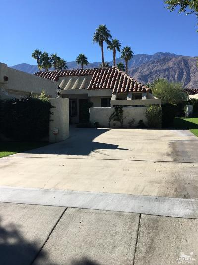Palm Springs Condo/Townhouse For Sale: 975 Saint George Circle #B