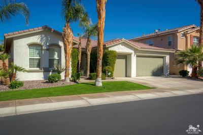 Indio Single Family Home For Sale: 81800 Villa Reale Drive