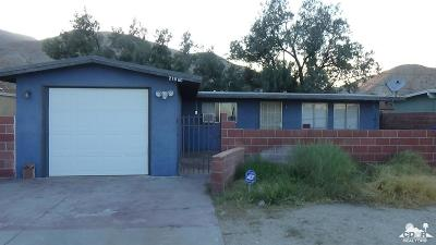 Palm Springs CA Single Family Home For Sale: $165,000