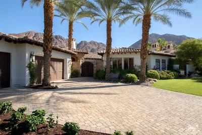 Single Family Home For Sale: 53300 Del Gato Drive