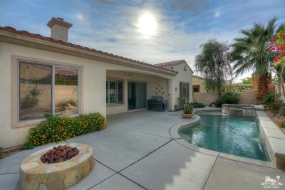 Indio Single Family Home For Sale: 40109 Calle Loma Entrada