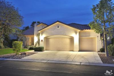 Indio Single Family Home For Sale: 80441 Camino San Lucas