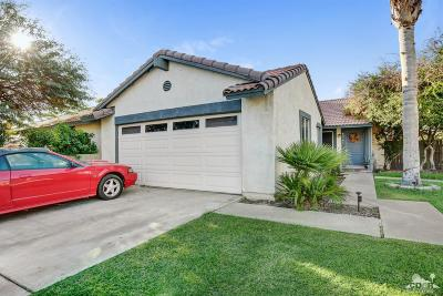 Indio Single Family Home For Sale: 45701 Palmwood Court